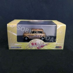 Oxford 1:43 MINI - Congratulations
