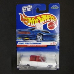 Hot Wheels 1:64 1964 Lincoln Continental
