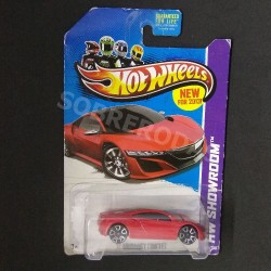 Hot Wheels 1:64 '12 Acura NSX Concept
