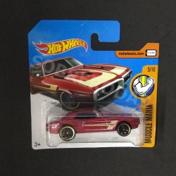 Hot Wheels 1:64 '67 Pontiac Firebird 400