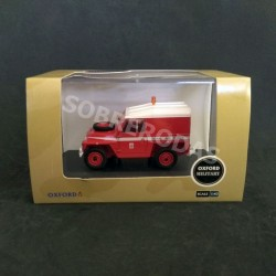 Oxford 1:43 Land Rover 1/2 Ton Lightweight RAF (Red Arrows)