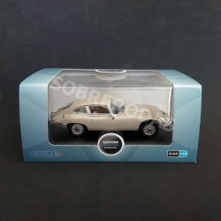 Oxford 1:43 Jaguar V12 E Type Coupe Ascount Fawn