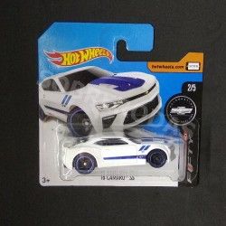Hot Wheels 1:64 '16 Camaro SS