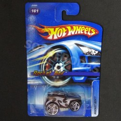 Hot Wheels 1:64 Rocket Box