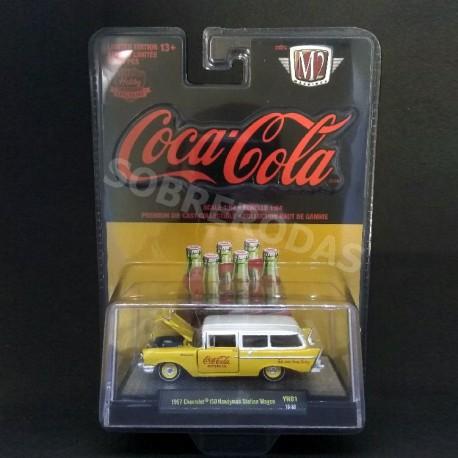 M2 Machines 1:64 1957 Chevrolet 150 Handyman Station Wagon