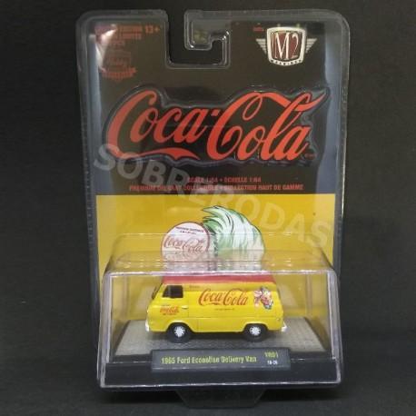 M2 Machines 1:64 1965 Ford Econoline Delivery Van