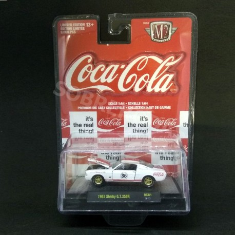 M2 Machines 1:64 1965 Shelby G.T.350R
