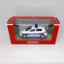 Norev 1:64 Peugeot 308 Police