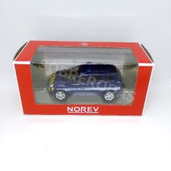 Norev 1:64 Dacia Duster Gendarmerie