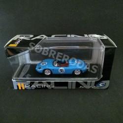 Solido 1:43 1960 Porsche 718 RS 60 Spyder