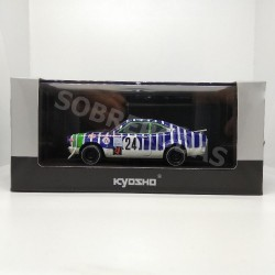 Kyosho 1:43 Mazda Savanna (RX-3) No.24