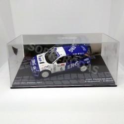 IXO Models 1:43 Ford Focus RS WRC (Rally San Marino 2001)