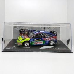 IXO Models 1:43 Ford Focus WRC (Rally Sweden 2010)