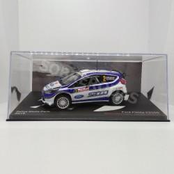 IXO Models 1:43 Ford Fiesta S2000 (Rallye Monte-Carlo 2010)
