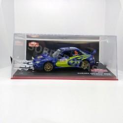 IXO Models 1:43 Subaru Impreza WRC (Rallye Monte-Carlo 2008)