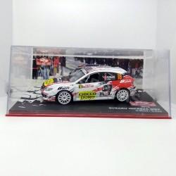 IXO Models 1:43 Subaru Impreza WRX (Rallye Monte-Carlo 2010)