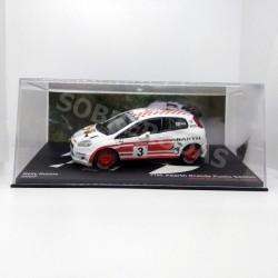 IXO Models 1:43 Fiat Abarth Grande Punto S2000 (Rally Russia 2007)