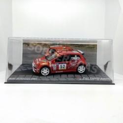 IXO Models 1:43 Fiat Punto S1600 (Rally Catalunya 2001)
