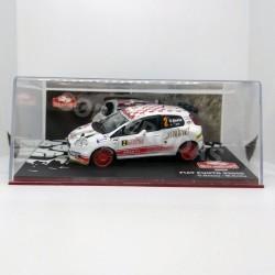 IXO Models 1:43 Fiat Punto S2000 (Rallye Monte-Carlo 2009)