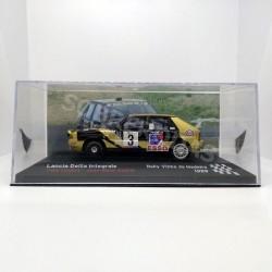 IXO Models 1:43 Lancia Delta Integrale (Rally Vinho da Madeira 1989)