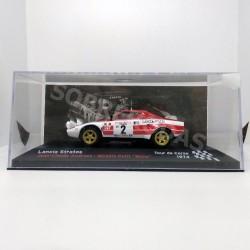 IXO Models 1:43 Lancia Stratos (Tour de Corse 1974)