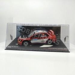 IXO Models 1:43 Mitsubishi Lancer WRC (Rally de Suecia 2005)