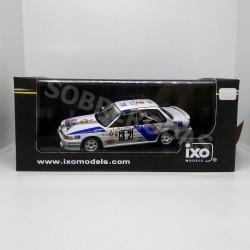 IXO Models 1:43 Mitsubishi Galant VR-4 EVO No32 (Rallye Monte-Carlo 1990)