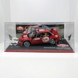IXO Models 1:43 Mitsubishi Lancer WR05 (Rallye Monte-Carlo 2007)