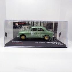 IXO Models 1:43 Seat 1400B (Copa Montjuich Coches Sport 1957)