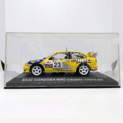 IXO Models 1:43 Seat Cordoba WRC (TAP Rally de Portugal 2000)