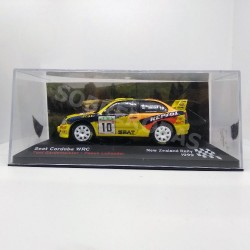 IXO Models 1:43 Seat Cordoba WRC (New Zealand Rally 1999)