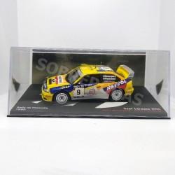 IXO Models 1:43 Seat Cordoba WRC (Rally de Finlandia 1999)