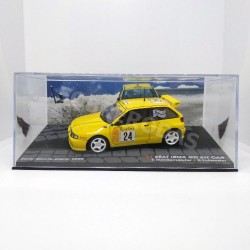 IXO Models 1:43 Seat Ibiza GTI Kit Car (Rally Monte-Carlo 1999)