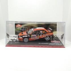 IXO Models 1:43 Mitsubishi Lancer Evo IX (Rallye Monte-Carlo 2011)