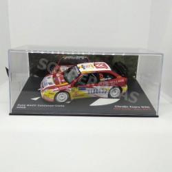 IXO Models 1:43 Citroën Xsara WRC (Rally RACC Catalunya-Costa 2006)