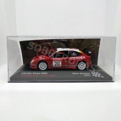 IXO Models 1:43 Citroën Xsara WRC (Rallye Sanremo 2001)