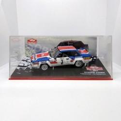 IXO Models 1:43 Nissan 240RS (Rallye Monte-Carlo 1984)