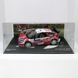 IXO Models 1:43 Citroën C4 WRC (Rally Ireland 2009)
