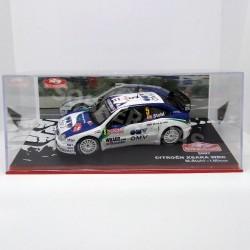 IXO Models 1:43 Citroën Xsara WRC (Rallye Monte-Carlo 2007)