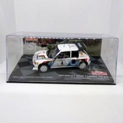 IXO Models 1:43 Peugeot 205 Turbo 16 E2 (Rallye Monte-Carlo 1986)