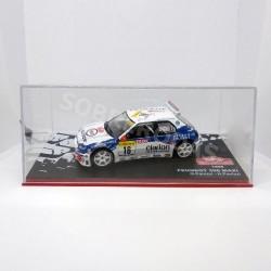 IXO Models 1:43 Peugeot 306 Maxi (Rallye Monte-Carlo 1998)