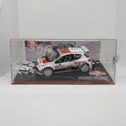 IXO Models 1:43 Peugeot 207 S2000 (Rallye Monte-Carlo 2010)