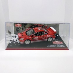 IXO Models 1:43 Peugeot 307 WRC (Rallye Monte-Carlo 2005)
