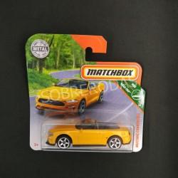 Matchbox 1:64 '18 Ford Mustang Convertible