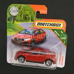 Matchbox 1:64 '17 Honda Civic Hatchback