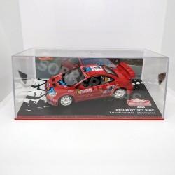 IXO Models 1:43 Peugeot 307 WRC (Rallye Monte-Carlo 2006)