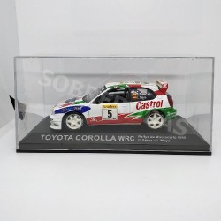 IXO Models 1:43 Toyota Corolla WRC (Rallye Monte-Carlo 1998)