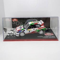 IXO Models 1:43 Toyota Corolla WRC (Rallye Monte-Carlo 1999)