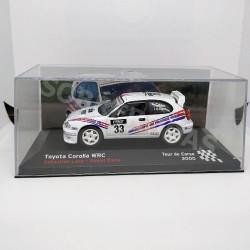 IXO Models 1:43 Toyota Corolla WRC (Tour de Corse 2000)