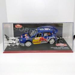 IXO Models 1:43 Skoda Fabia WRC (Rallye Monte-Carlo 2006)